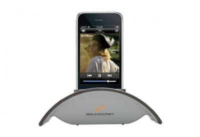 Soundcast - ICT111A - iPod Docks/Chargers & Batteries