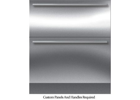 "Sub-Zero 30"" Panel Ready Integrated Double Drawer Refrigerator And Freezer - ID-30CI"