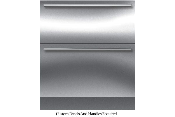"Sub-Zero 30"" Panel Ready Integrated Double Drawer Refrigerator And Freezer - ID-30C"