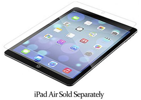 ZAGG HD Screen Protector For iPad Air - HDAPPIPAD5S