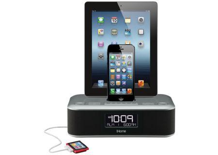 iHome - IDL100G - Clocks & Personal Radios
