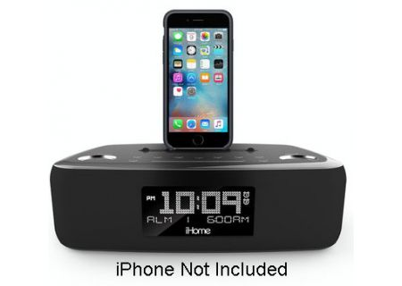 iHome - IDL44GC - Clocks & Personal Radios