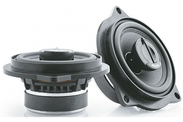 """Large image of Focal 4"""" 2-Way Coaxial Speaker Kit Dedicated For BMW (Pair) - IFBMWC"""