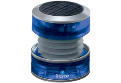 iHome - IHM60 BLUE - Portable & Bluetooth Speakers