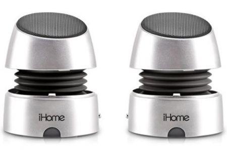 iHome - IHM79 - Bluetooth & Portable Speakers