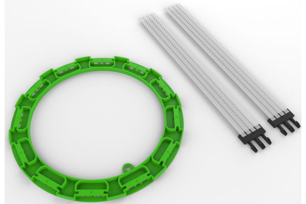 "Large image of Klipsch 8"" In-Ceiling Speaker Installation Kit - 1065322"