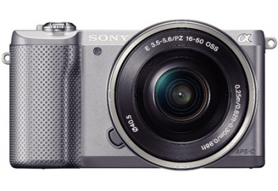 Sony - ILCE5000L/S - Digital Cameras