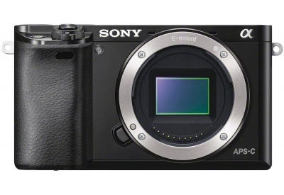Sony - ILCE-6000/B - Digital Cameras
