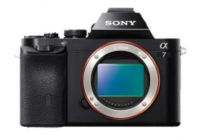 Sony - ILCE7/B - Digital Cameras