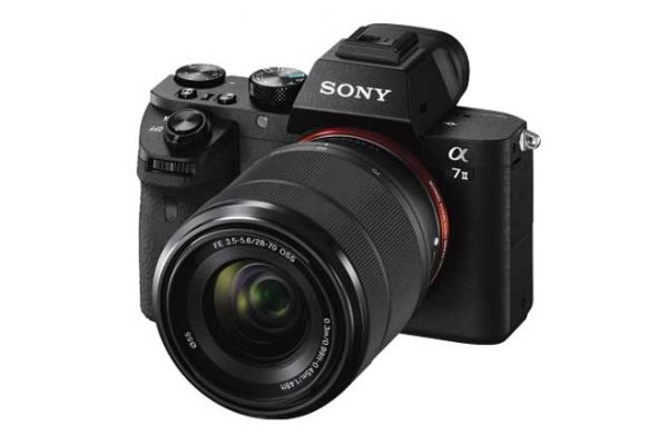 Sony Professional Capability Full-Frame Mirrorless Camera - ILCE7M2K/B