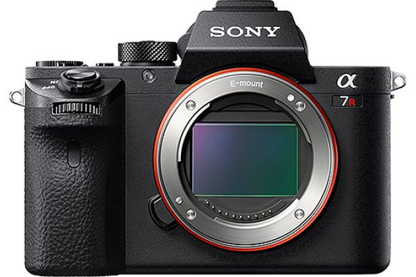 Large image of Sony Alpha 7R II 42.4 Megapixel Black Mirrorless Camera Body - ILCE7RM2B