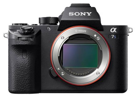 Sony Alpha a7S II Full-Frame Mirrorless Camera Body - ILCE7SM2/B