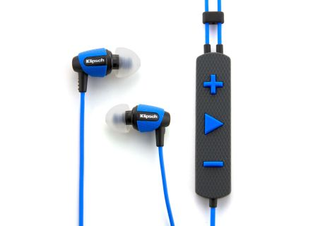 Klipsch - IMAGES4IRBLUE - Headphones DIS
