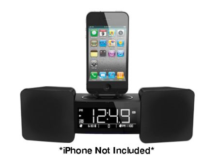 iLuv - IMM155BLK - Clocks & Personal Radios