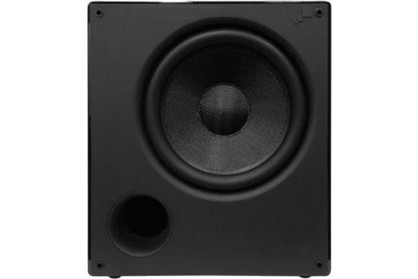 """Large image of Sonance Impact Piano Black 12"""" Subwoofer - 93358"""