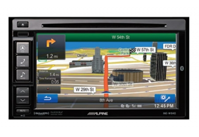Alpine - INE-W940 - Car Stereos - Double DIN