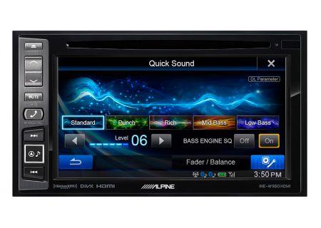 Alpine - INE-W960HDMI - Car Video