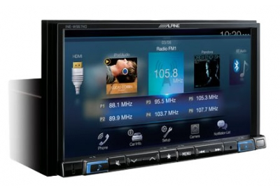 Alpine - INE-W967HD - In-Dash GPS Navigation Receivers