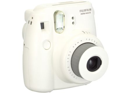 Fujifilm - INSTAXMINI8WH - Digital Cameras