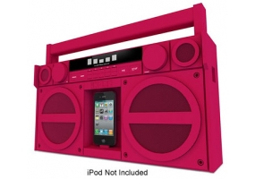iHome - iP4PZC - Boomboxes