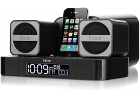 iHome - IP51GR - iPod Audio Stations