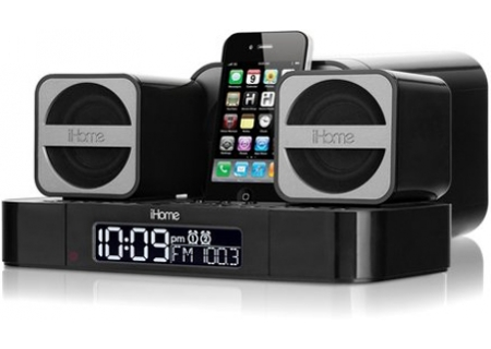 iHome - IP51GR - iPod Docks
