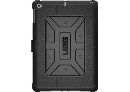Urban Armor Gear Metropolis iPad Pro 9.7-Inch Midnight Folio Case - IPD17-E-BK/BK