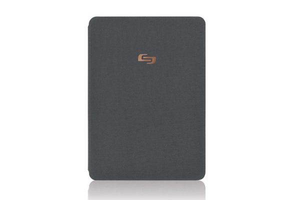 Large image of SOLO Ludlow Slim Case For iPad Air  - IPD2016-10