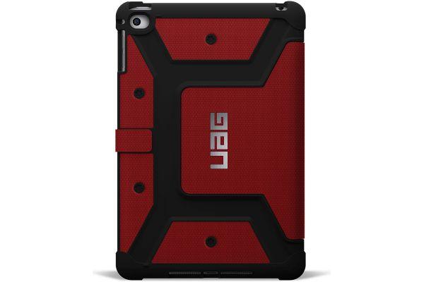 Large image of Urban Armor Gear Rogue iPad Mini 4 Folio Case - IPDM4RED