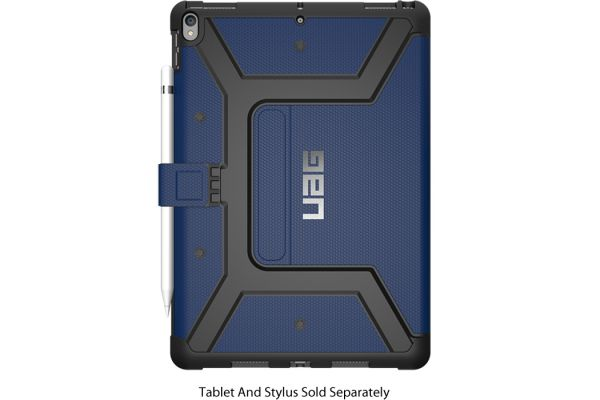 Large image of Urban Armor Gear Cobalt Metropolis iPad Pro 10.5-Inch Case - IPDP105ECB