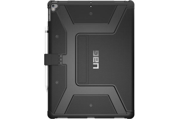 Urban Armor Gear Black Metropolis iPad Pro 12.9-Inch Case - IPDP12G2-E-BK