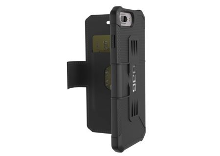 Urban Armor Gear Black Metropolis Series iPhone 7 Plus Case - IPH7/6SPLS-E-BL