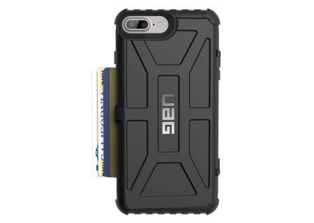 Urban Armor Gear - IPH7/6SPLS-T-BK - Cell Phone Cases