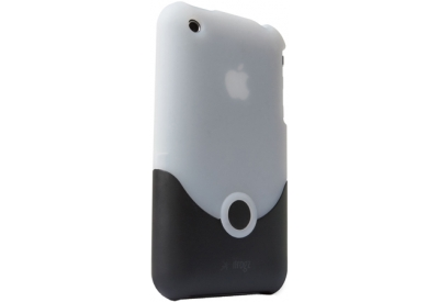 Ifrogz - IPHONE3GFLCLRBLK - iPhone Accessories