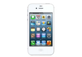 AT&T Wireless - IPHONE4S8WH - Cell Phones