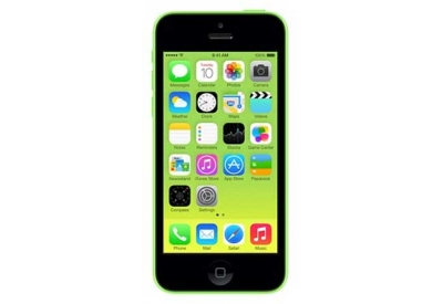 AT&T Wireless - IPHONE5C32GRN - Cell Phones