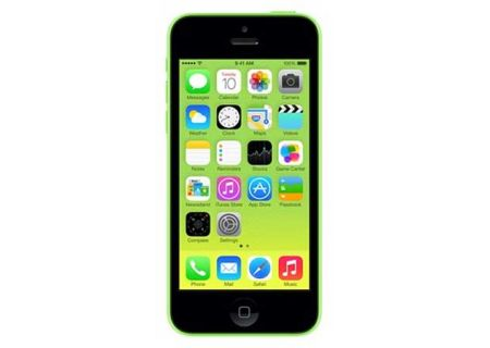 AT&T Wireless - IPHONE5C16GRN - Cell Phones