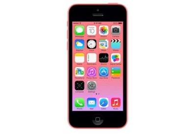 AT&T Wireless - IPHONE5C32PK - Cell Phones