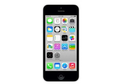 AT&T Wireless - IPHONE5C32WH - Cell Phones