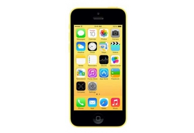 AT&T Wireless - IPHONE5C16YEL - Cell Phones