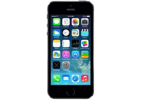 AT&T Wireless - IPHONE5S32GRAY - Cell Phones