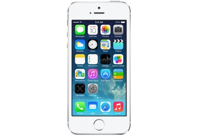 AT&T Wireless - IPHONE5S64SIL - Cell Phones
