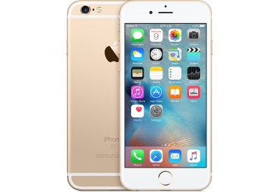 AT&T Wireless - IPHONE6S64GLD - Cell Phones