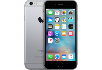 AT&T Wireless - IPHONE6S16GRY - Cell Phones