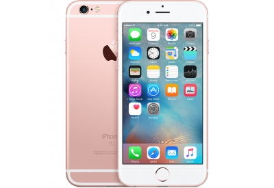 AT&T Wireless - IPHONE6S128ROSE - Cell Phones