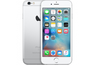 AT&T Wireless - IPHONE6S128SIL - Cell Phones