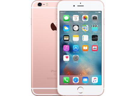 AT&T Wireless - IPHONE6SPLUS64ROSE - Cell Phones
