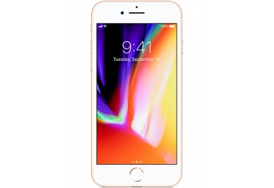 AT&T Wireless - IPHONE8GLD256GB - Cell Phones