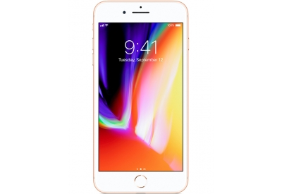 AT&T Wireless - IPHONE8PLUSGLD64GB - Cell Phones
