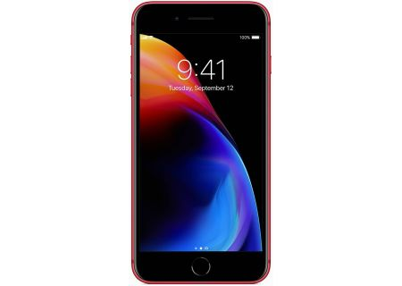 AT&T Wireless - IPHONE8PLUSRED64GB - Cell Phones